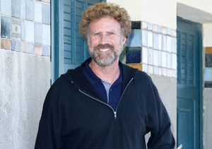 Will Ferrell attended the unveiling of his tribute sign along the Promenade des…