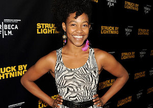 'Django Unchained' Actress Detained by Police for 'Showing Affection'