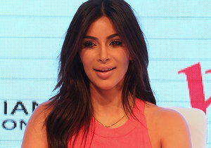 Kim Kardashian Says She and Kanye Are Trying for More Kids