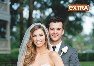 Katherine Webb & AJ McCarron's Wedding: Exclusive Pics of the Dress,…