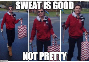 Pic! Sarah Palin Goes Makeup-Free, and Mama Grizzly on the Paparazzi