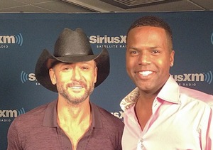 Tim McGraw Reveals How He Scared His Daughter's Boyfriend