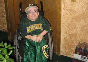 Eric 'The Actor' Lynch Dead at 39