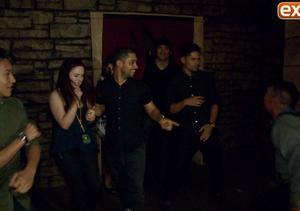 HHN 2014: See the 'Dusk Till Dawn' Cast Scream Through Their Maze!