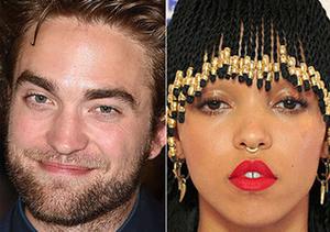 Rumor Bust! Robert Pattinson NOT 'Binge' Drinking with FKA Twigs