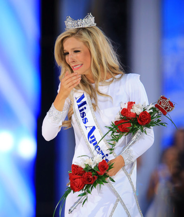 Miss America Was Kicked Out of Sorority for Alleged Hazing?
