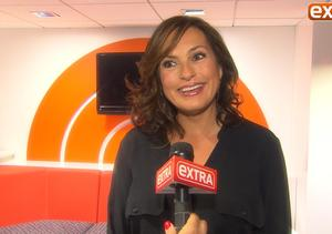 Mariska Hargitay on 'Law & Order: SVU,' Taylor Swift's Cat, and Christopher…