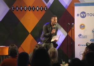 Watch! Comedians Marlon Wayans, Sherri Shepherd, and Others at #NYTough Showcase