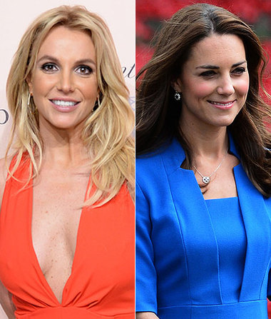 Britney Spears to Kate Middleton: Wear My Lingerie!