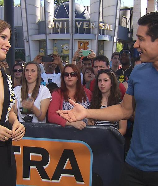 Sophia Bush on 'Chicago P.D.' Season Two, and How She Broke a Stunt Guy's Nose