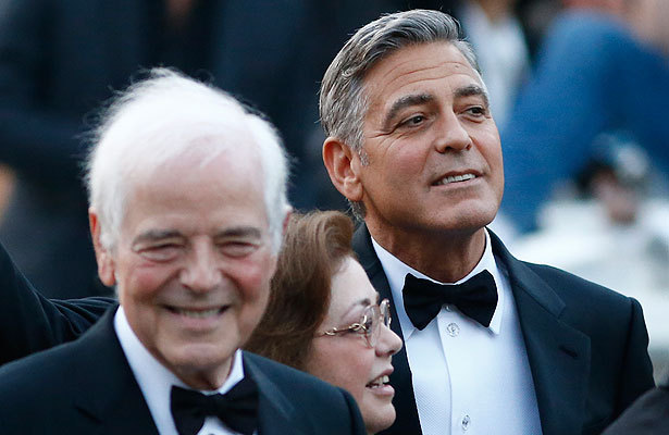 George Clooney Wedding: Groom and Guests Arrive to the Big Event!