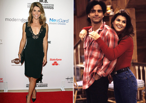 Lori Loughlin Talks 'Full House' Reboot Rumors