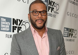 Tyler Perry Is a Dad!