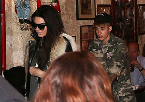 Justin Bieber and Kendall Jenner in Paris: Date Night or Just Friends?