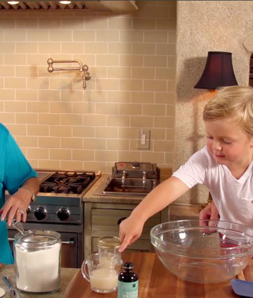 Paula Deen Network Launch Video
