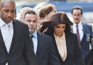 First Look! Teresa Giudice's Emotional Reaction to Sentencing