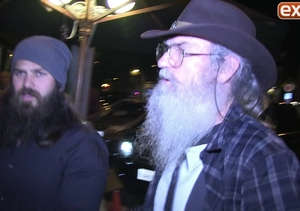 'Duck Dynasty' Goes Hollywood! Willie Robertson, Uncle Si and the Family…