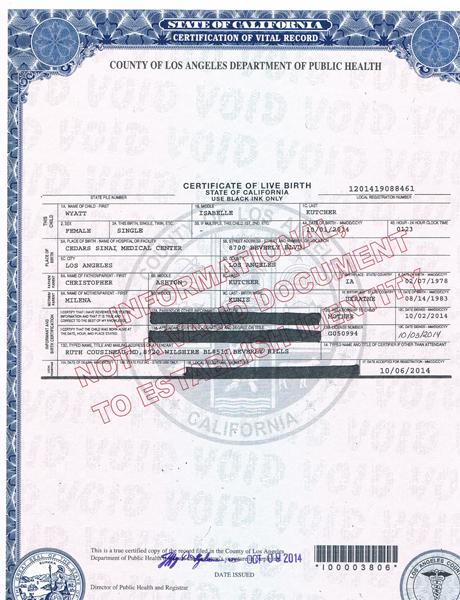 mila-ashton-birth-certificate