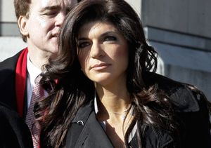 Teresa Giudice Reportedly Attacked Her Crisis Manager Prior to Sentencing