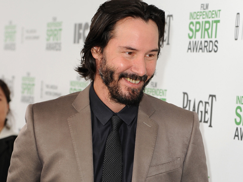 Keanu Reeves Recalls Scary Intruder: 'There Was a Dark Figure in the Doorway'