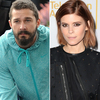 Shia LaBeouf Spotted Getting Cozy with Kate Mara!