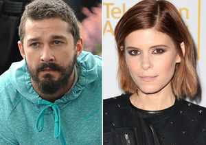 'Extra' Scoop: Shia LaBeouf Spotted Getting Cozy with Kate Mara