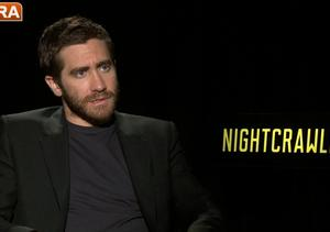 Jake Gyllenhaal on His Extreme Weight Loss Transformation for 'Nightcrawler'