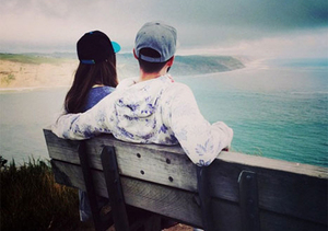 Justin Timberlake and Jessica Biel Share Rare Couple Pic