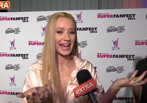 Iggy Azalea on 'Work' Passing 100 Million Views, Meeting Demi Lovato and New…