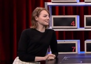 Emma Stone Can Lip-Sync with Jimmy Fallon, But She Can't Lie to Him