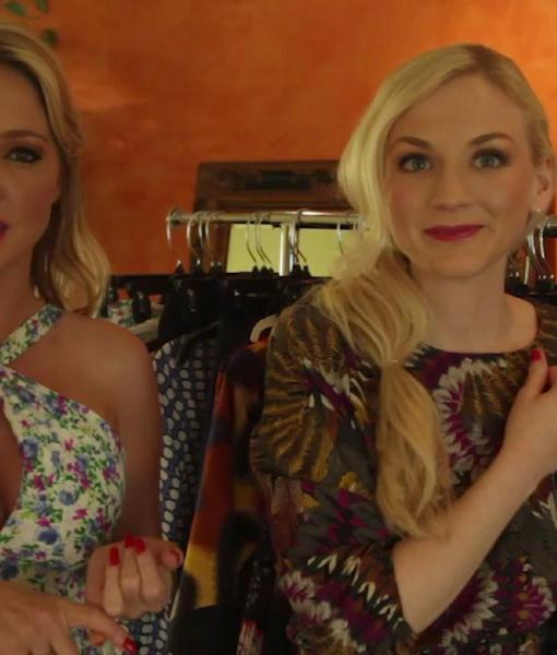'Walking Dead' Actress Emily Kinney Is the New Face for Nikki Rich