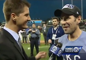 Party at Paul Rudd's Mom's House! How the KC Royals Fan is Celebrating Their Win