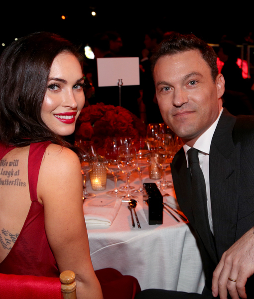 Megan Fox and Brian Austin Green Are NOT Having Marriage Troubles, Despite…