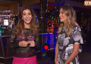 'Extra' Hangs with Kate Walsh on the Set of 'Bad Judge'