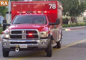 Ambulance Rushes 'Dancing with the Star's' Amy Purdy to a Hospital