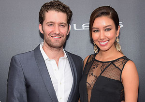 'Glee' Star Matthew Morrison Ties the Knot!