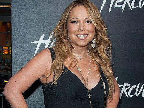 Mariah Carey Suffers ANOTHER Nip Slip — See The Photos