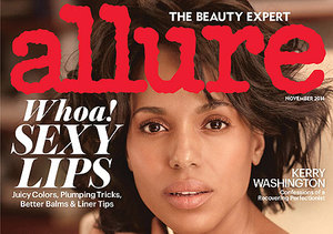 What Are Kerry Washington's Makeup Must-Haves?