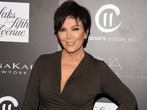 Kris Jenner Responds to Rumors She Was on a Date with a Mystery Man