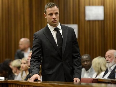 Oscar Pistorius Sentenced to 5 Years for Killing Girlfriend Reeva Steenkamp