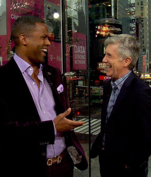 Tom Bergeron Says Goodbye to 'America's Funniest Home Videos'