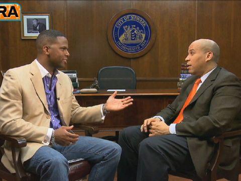 Rumor Control: Mayor Cory Booker on Running for President