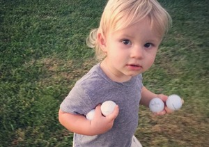 Jessica Simpson Posts Super Cute Pic of Her Son