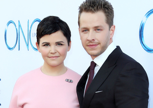 'Once Upon a Time' Star Ginnifer Goodwin on Being a New Mom On and…