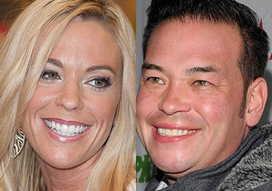 Caught on Camera: Jon and Kate Gosselin Reunite at Family Garage Sale
