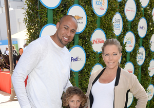 Kendra Wilkinson and Hank Baskett Renew Vows
