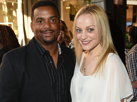 Alfonso Ribeiro Announces Baby News on 'DWTS'
