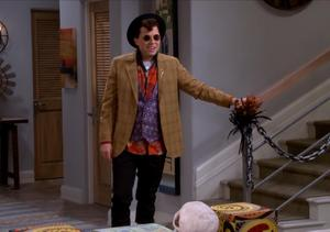 Look! Jon Cryer Goes Full Ducky in the 'Two and a Half Men' Season…