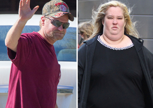 Sugar Bear's First Words on Mama June's Child Molester Scandal