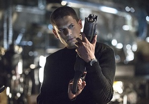 'The Flash': Wentworth Miller Won't Play Villain Captain Cold as 'Strictly Evil'